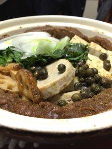 味噌土手鍋