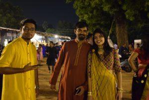 インドのカップル